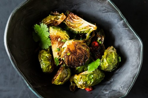 How to Roast Any Vegetable in 4Steps