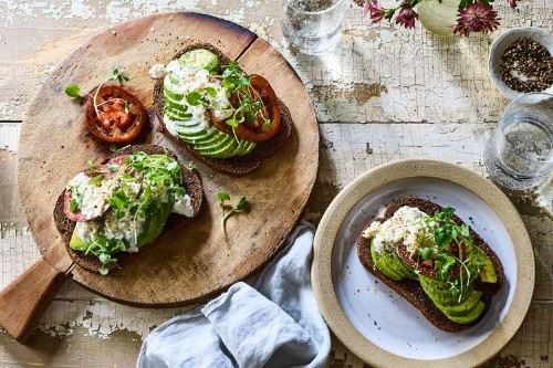 Summer in Denmark Avocado Toast Recipe on Food52