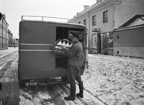 A History of The AmericanMilkman