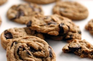 The New York Times' Chocolate Chip Cookies, Made Vegan