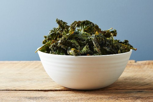How to Make Vegan Kale Chips