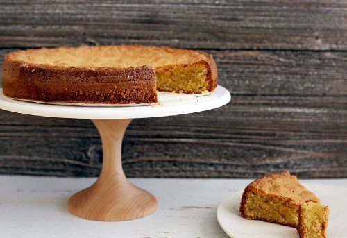 This Simple, Fragrant Cake Is Half Flour, Half Nuts (But That's Not Its Only Secret)