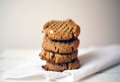 What Makes These Peanut Butter Cookies (Possibly) Better than the Classic?