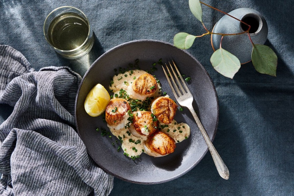 Pan-Seared Scallops Are for Date Nights With Yourself