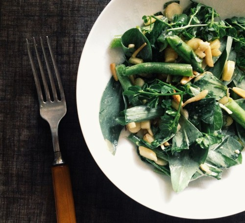 Lunch Salad Ideas - Summer Vegetable Recipes