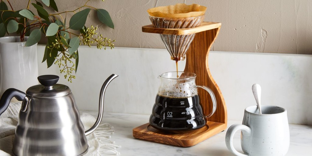 The Best Coffee Filter Substitutes for When You've Run Out