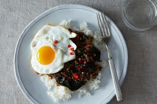 11 Recipes with Fried Eggs