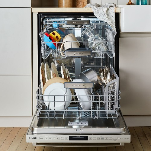 An Unexpected Trick to Keep Your Dishwasher Smelling So Fresh, So Clean