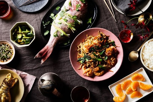 Extra-Long Noodles Star in This Lucky, Scrumptious Lunar New YearFeast