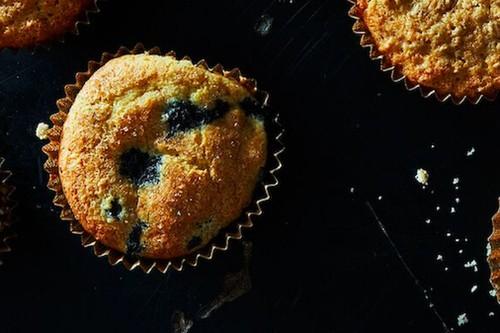 Blueberry LemonMuffins