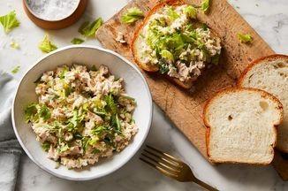 Best Tuna Salad Recipe - How to Make Homemade Tuna Salad