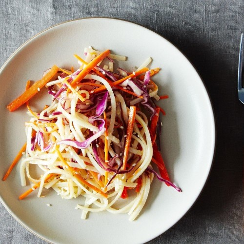Cold Sesame Noodle Salad Recipe on Food52