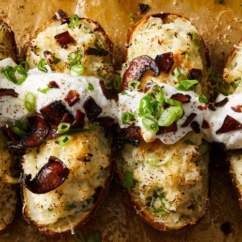 Best Twice Baked Potato Recipe