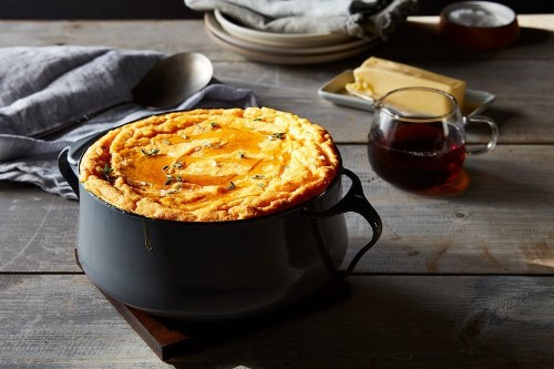 A Savory Soufflé That Captures the Best Fall Flavors