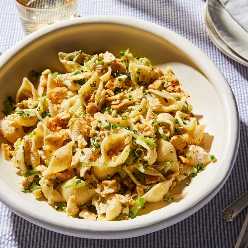 This Spicy, Buttery Crab Pasta Is Just About Foolproof