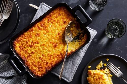 A Creamy, Cheesy Casserole That Treats Fresh CornRight