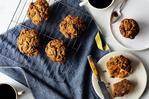 15 Muffins Just Right for Brighter WinterBreakfasts