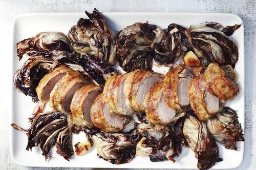 Pancetta Pork Tenderloin - Dinner Recipe