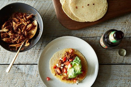 Winner, Winner, Chicken Dinner - How to Make Tinga Chicken