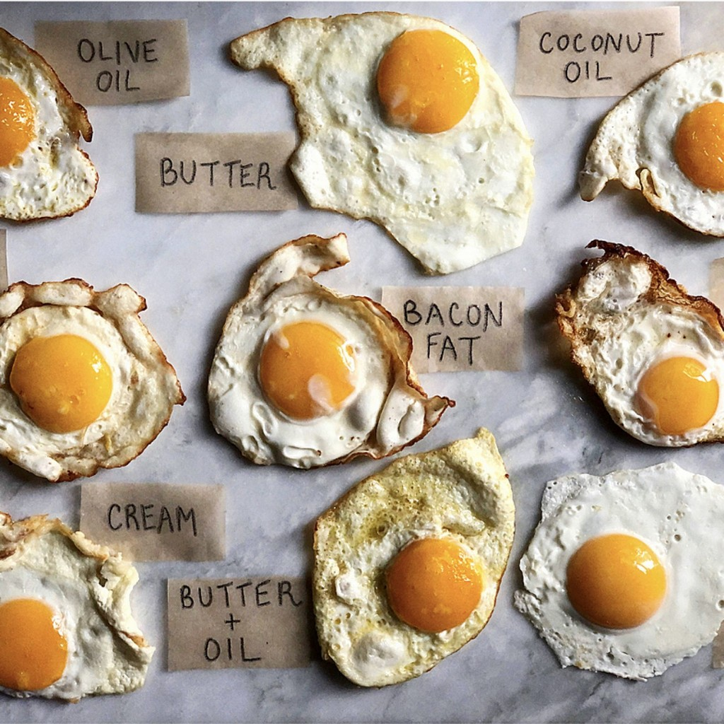 Cooking Perfect Eggs Every Which Way (Videos)