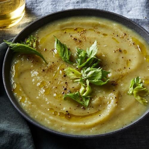 Potato Soup Recipe With Celery - Easy Dinner Idea