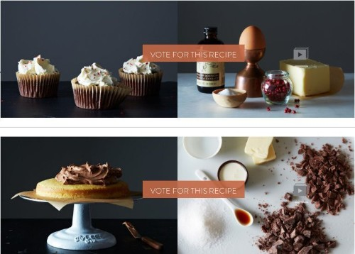 Finalists: Your Best Recipe forFrosting