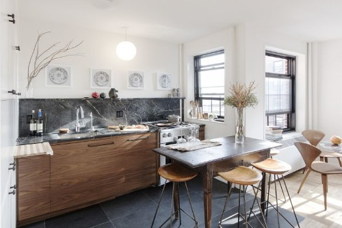 A Custom Kitchen Redesign That's Making Us Rethink OurCabinetry