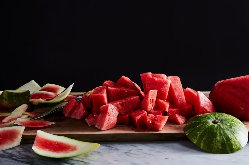How to Slice a Watermelon Without Losing a Finger
