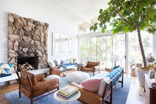5 Tips from Emily Henderson For Dividing up an Open FloorPlan