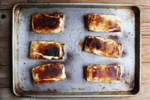 How to Make Cheese Toasts