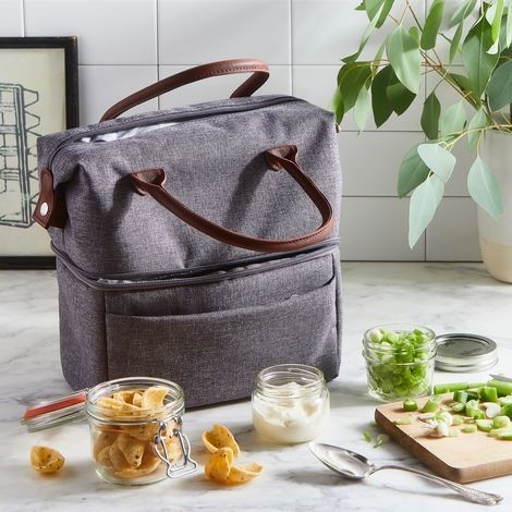 Portable Insulated Snack Pouch on Food52