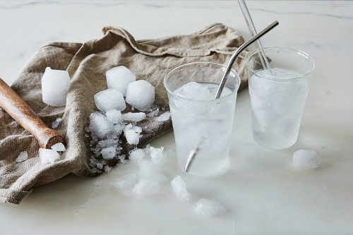 The Secret to Making Soft Crushed Ice,Sonic-Style