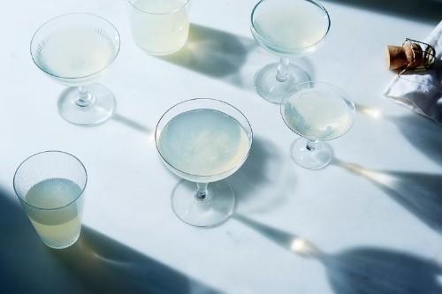6 Ingredients That Make 5 Gin Drinks
