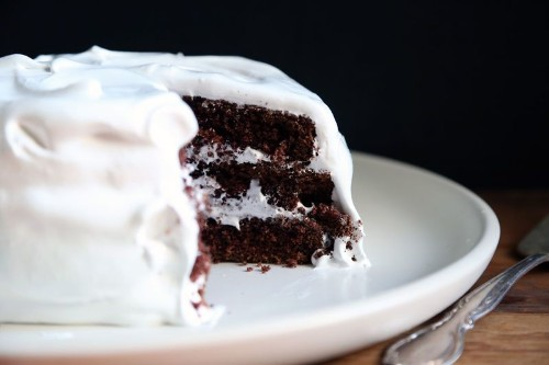The Ultimate Devil's Food Cake