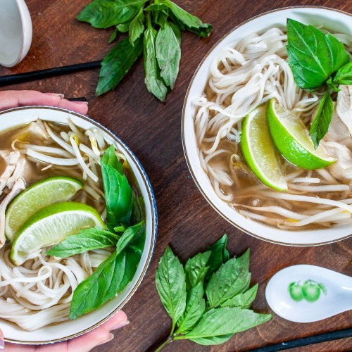 Instant Pot Chicken Pho Recipe on Food52