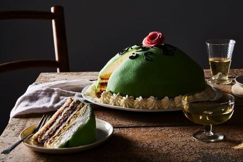 Meet the Princess Cake: A Scandinavian Showstopper for AlmondLovers