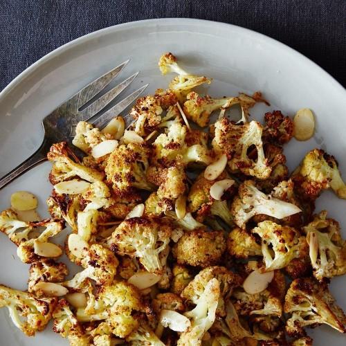 Roasted, Spiced, Almond-y Cauliflower Recipe on Food52