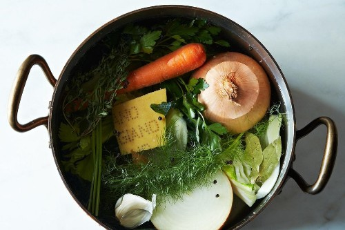 8 Uses for Vegetable Stock