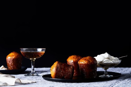 French Rum Cake Ditches Rum ForBourbon