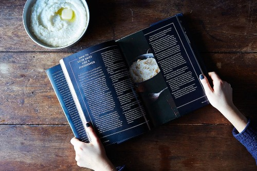 Why Cookbooks Are More than Their Recipes