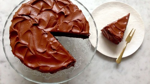 Your New Favorite Chocolate Cake