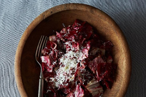 Toro Bravo's Radicchio Salad - Genius Recipes
