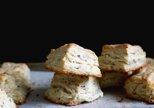 The Secret Ingredient for Better Biscuits—Nay, *All* Savory Baking