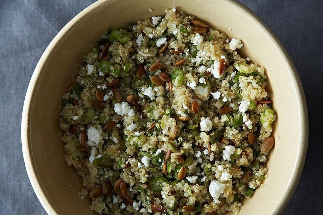 How to Make Quinoa Salad Without A Recipe