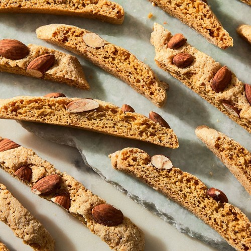 Amanda Hesser's Almond Biscotti Recipe