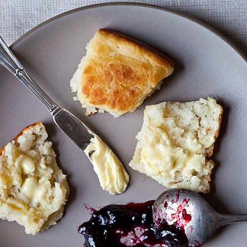 Shirley Corriher's Touch-of-Grace Biscuits Recipe on Food52