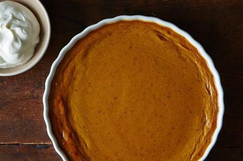 How to Make No-Pie Pumpkin Pie - Crustless Pumpkin Pie Recipe