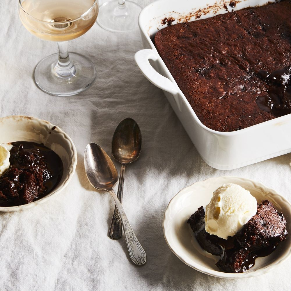 Magical Molten Chocolate Cake  Recipe on Food52