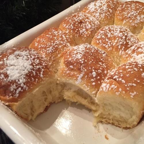 Heavenly light Austrian Sweet Rolls (Buchteln) Recipe on Food52
