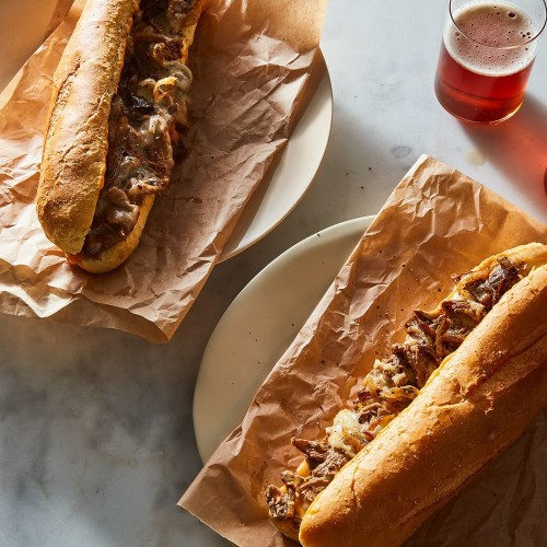Our Best Philly Cheesesteak Recipe on Food52